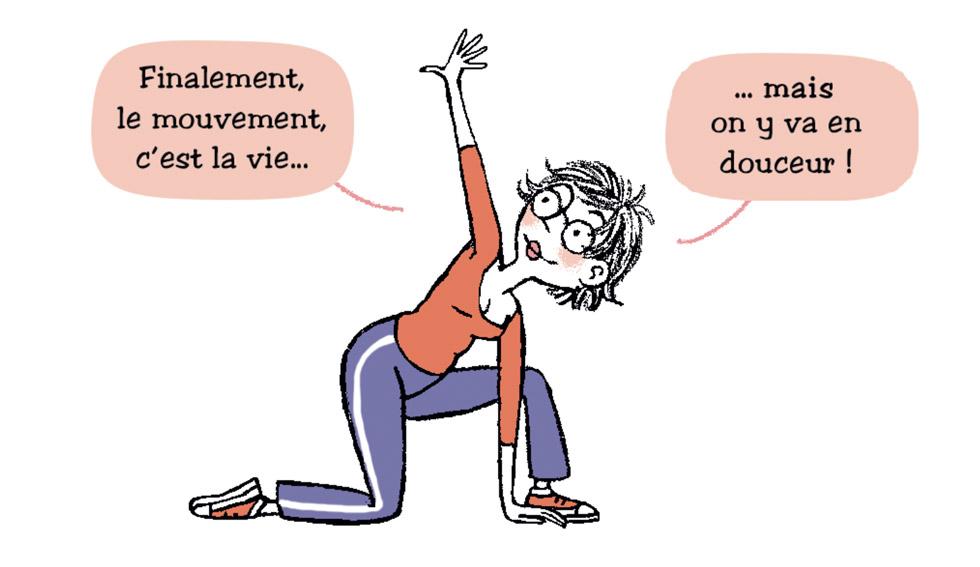L'exercice physique, remède miracle ! Les conseils de Claude Lalonnier, coach sportif